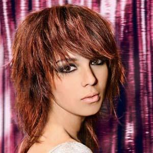 Coiffure cheveux mi long femme visage rond - Coiffure coupe courte femme visage rond ...