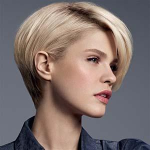 coupe de cheveux pour visage rond et cheveux fins