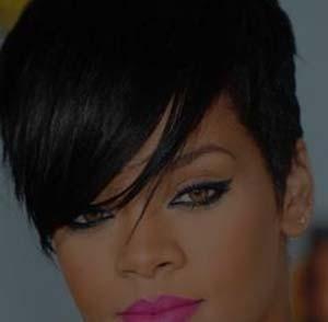 Coiffure femme visage rond - Coupe courte visage rectangulaire ...