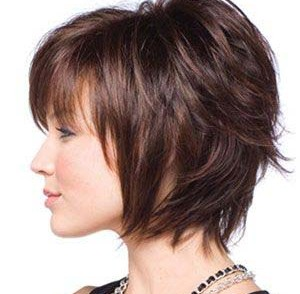 Coiffure cheveux mi long ma - Coupe degradee femme long ...